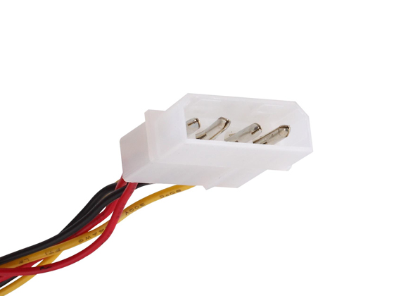 4 pin power connector