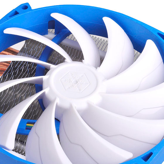Includes 140mm PWM fan for excellent cooling and low noise