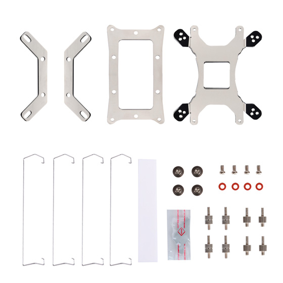 Components included (V1)