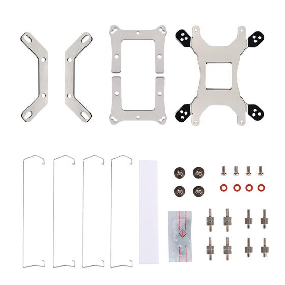 Components included (V2) (Compatible with AM4)