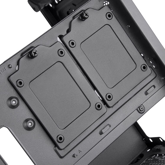 "2.5"" SSD mounting plate"