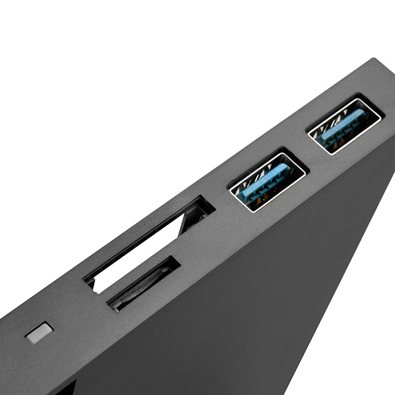 Two USB 3.0 Type-A ports (FPS01)