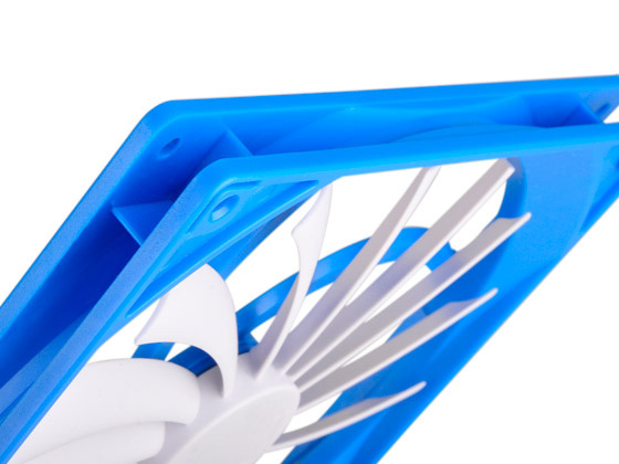 180mm fan with super slim 18mm thickness