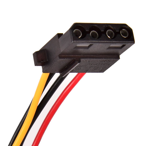 4-Pin peripheral connector