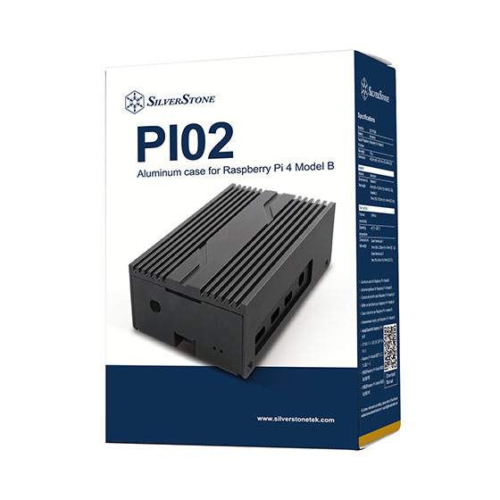 PI02 retail packaging