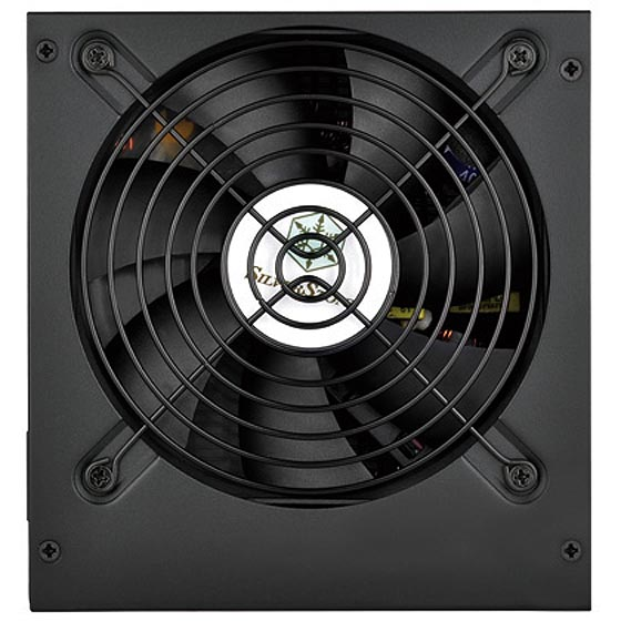Silent running 120mm fan with 18dBA (black coating)