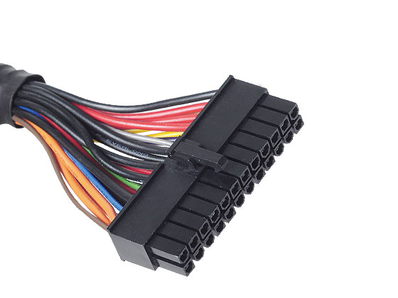 24 / 20-Pin motherboard connector