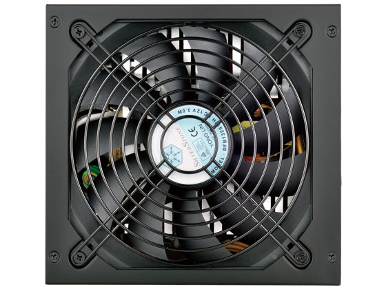 Silent running 135mm fan with 19dBA minimum